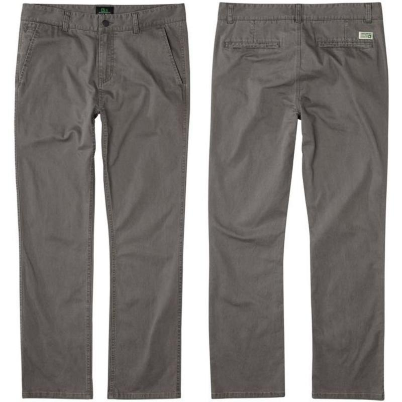 HIPPY TREE RIDGE PANT CHARCOAL