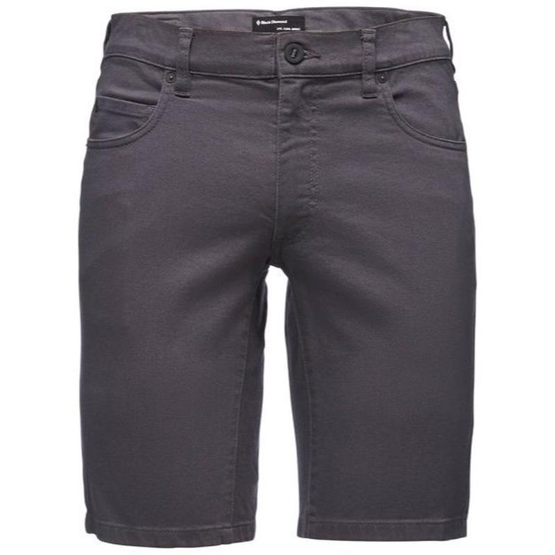 BLACK DIAMOND STRETCH FONT  SHORTS MENS
