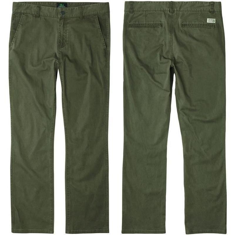 HIPPY TREE RIDGE PANT MILITARY