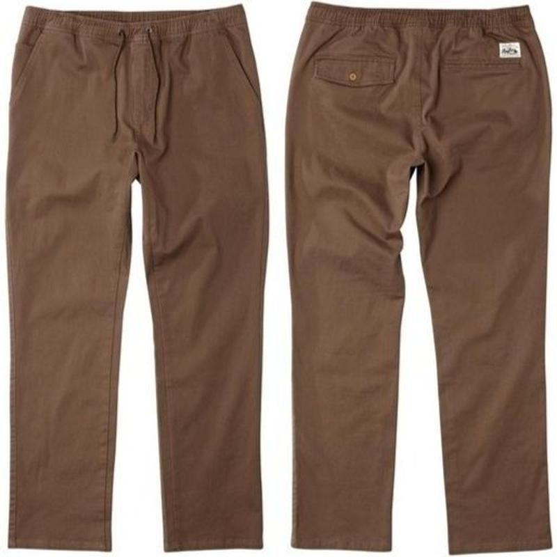 HIPPY TREE MOAB PANT BROWN