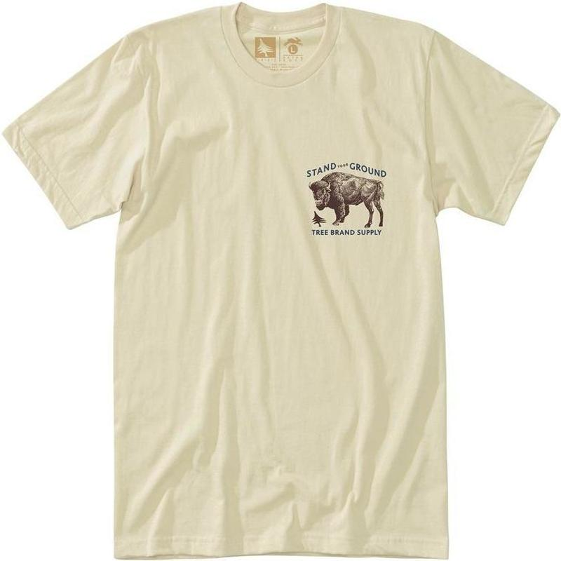 HIPPY TREE DAKOTA TEE NATURAL