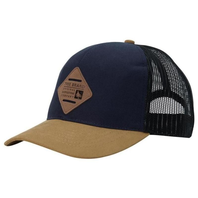 HIPPY TREE TRAILHEAD HAT NAVY