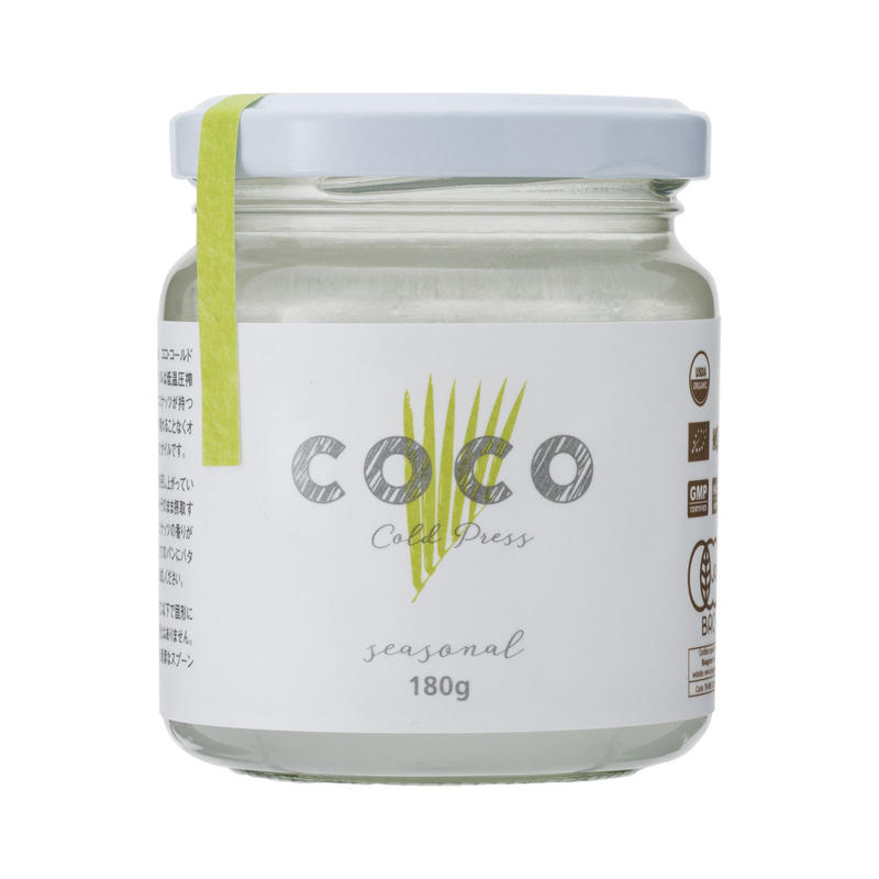 COCO ColdPress -Seasonal HOT- 180g