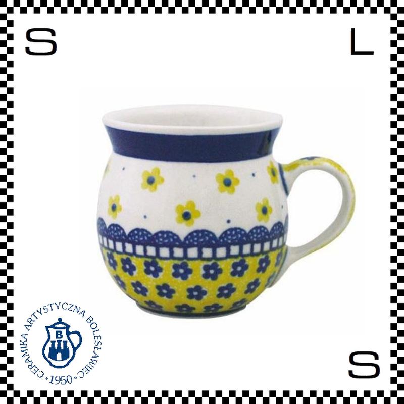 Ceramika Artystyczna ツェラミカ アルティスティチナ No.240 マグカップ W11.5/D8/H8.4cm 250ml ストーンウェア オーブン可 ハンドメイド ポーランド製