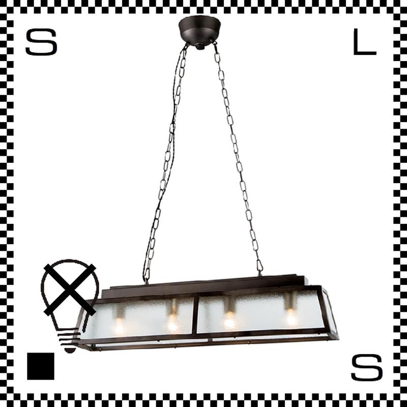 アートワークスタジオ Glass House4 グラスハウス4ペンダント 4灯 電球なし W790/D150/H183mm ペンダントライト ブルックリンスタイル AW-0450Z