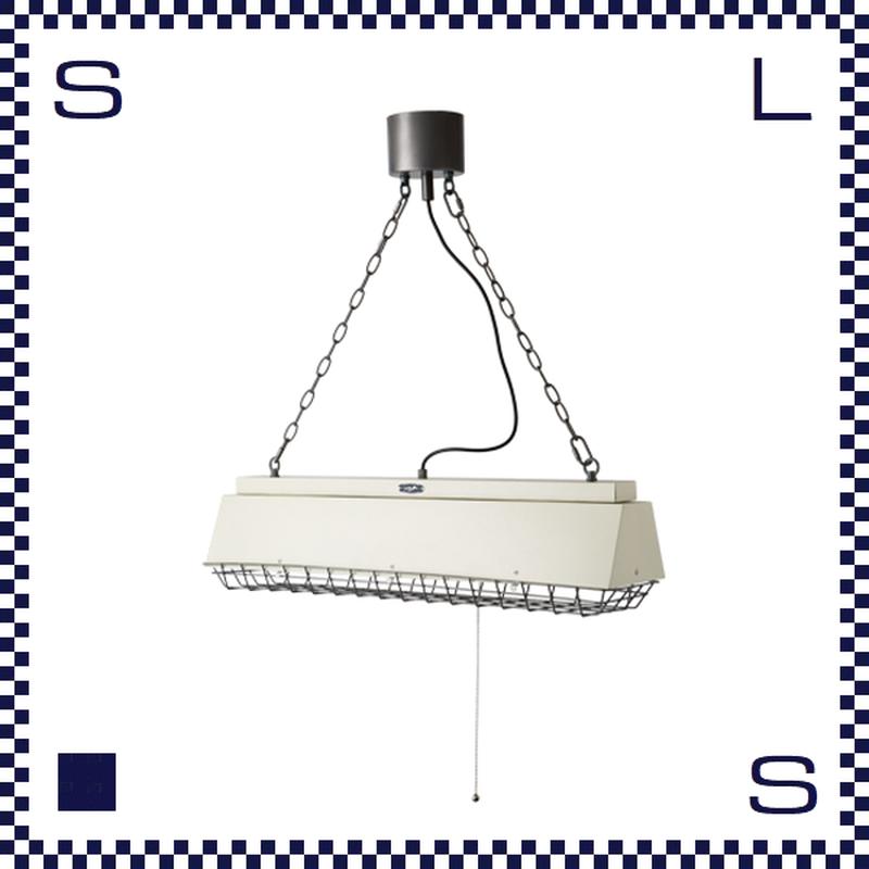 HERMOSA ハモサ COMPTON コンプトンランプ アイボリー ペンダントライト 6灯ランプ スチールバータイプ インダストリアル