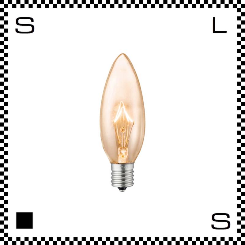 アートワークスタジオ レトロバルブランプ シャンデリア電球 40W BU-1026