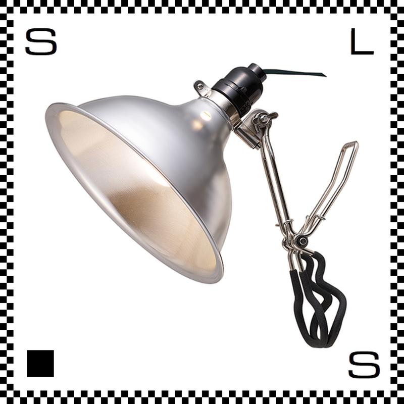 アートワークスタジオ ファクトリークリップ Lサイズ レッドコード クランプ式 テーブルライト 電球付  AW-0291V-BK