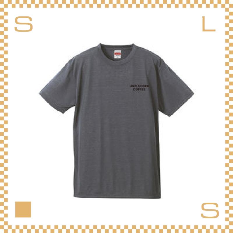 RIVERS リバーズ アンプラグドコーヒー Tシャツ MT ヘザーグレー サイズS~XL