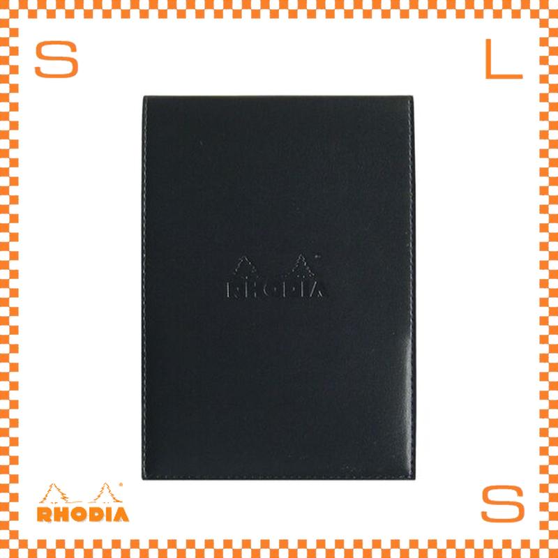 ROHDIA ロディア ePURE ブロックメモ No.13 ブラック 11.5×15.8cm フランス製