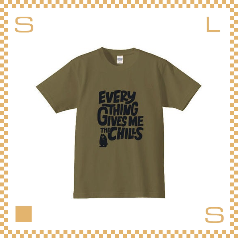 RIVERS リバーズ それがいいTシャツ オリーブ サイズXS~LL