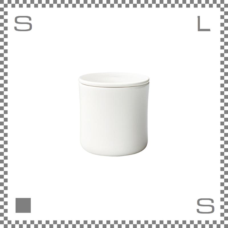 キントー SCS コーヒーキャニスター ホワイト 保存容器 600ml
