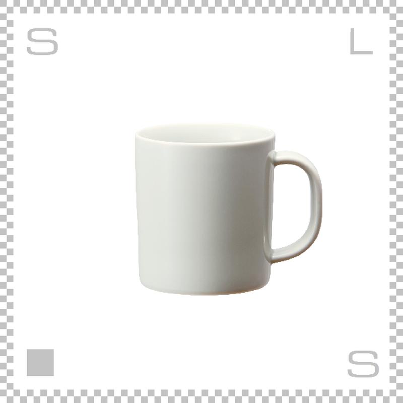 Common コモン マグカップ 330ml ホワイト W112/D83/H90mm 波佐見焼 日本製