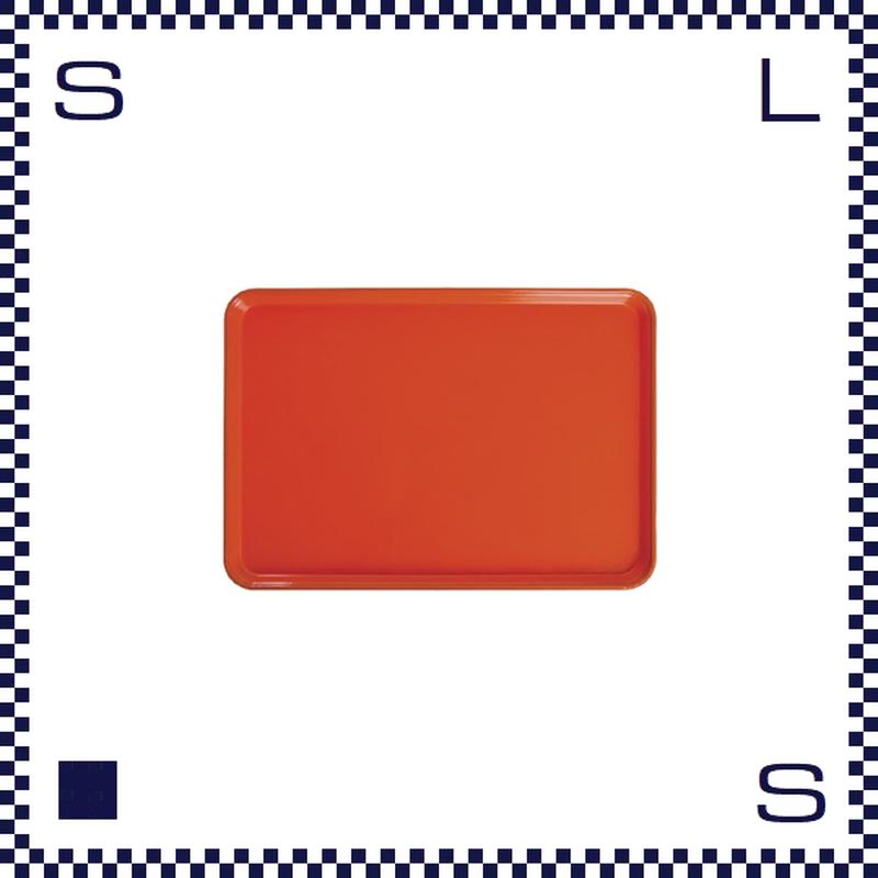 CAMBRO キャンブロ カムトレー スクエア Sサイズ オレンジ 180×125mmトレー グラスファイバー製 アメリカ製