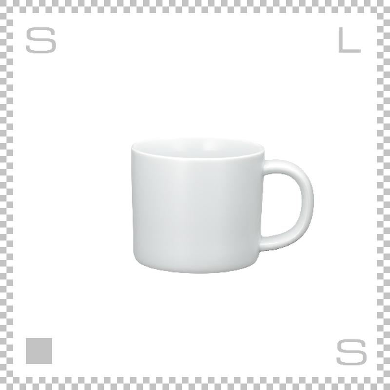 Common コモン マグカップ 250ml ホワイト W112/D83/H76mm 波佐見焼 日本製