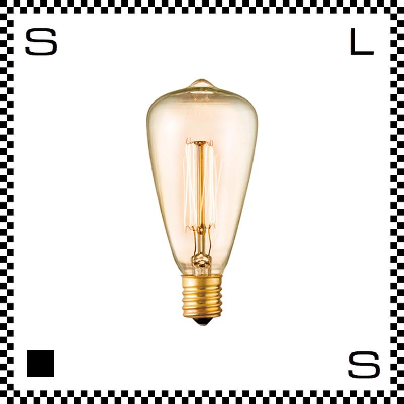 アートワークスタジオ レトロバルブランプ ST48電球 40W BU-1161