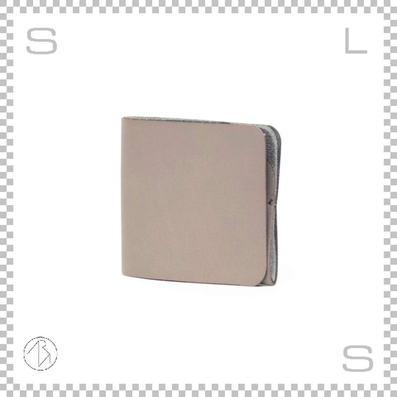 AMARIO アマリオ AA FOLDING WALLET ブラック W100/D8/H85mm 二つ折り財布 マネークリップ風
