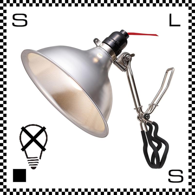 アートワークスタジオ ファクトリークリップ Lサイズ ブラックコード クランプ式 テーブルライト 電球なし  AW-0291Z-RD
