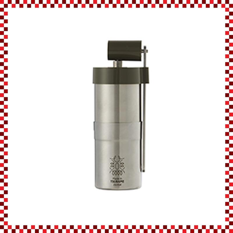 Kalita カリタ コーヒーピクニック AG Φコーヒーミル 手挽きミル セラミック製カッター 日本製