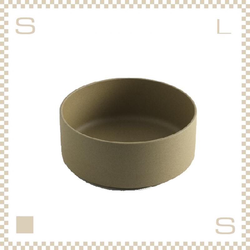 ハサミポーセリン トールボウル 直径185mm ナチュラル Φ185/H72mm スタッキング可 HP015 Hasami Porcelain