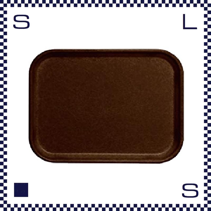 CAMBRO キャンブロ カムトレー スクエア Lサイズ ブラウン 350×270mmトレー グラスファイバー製 アメリカ製