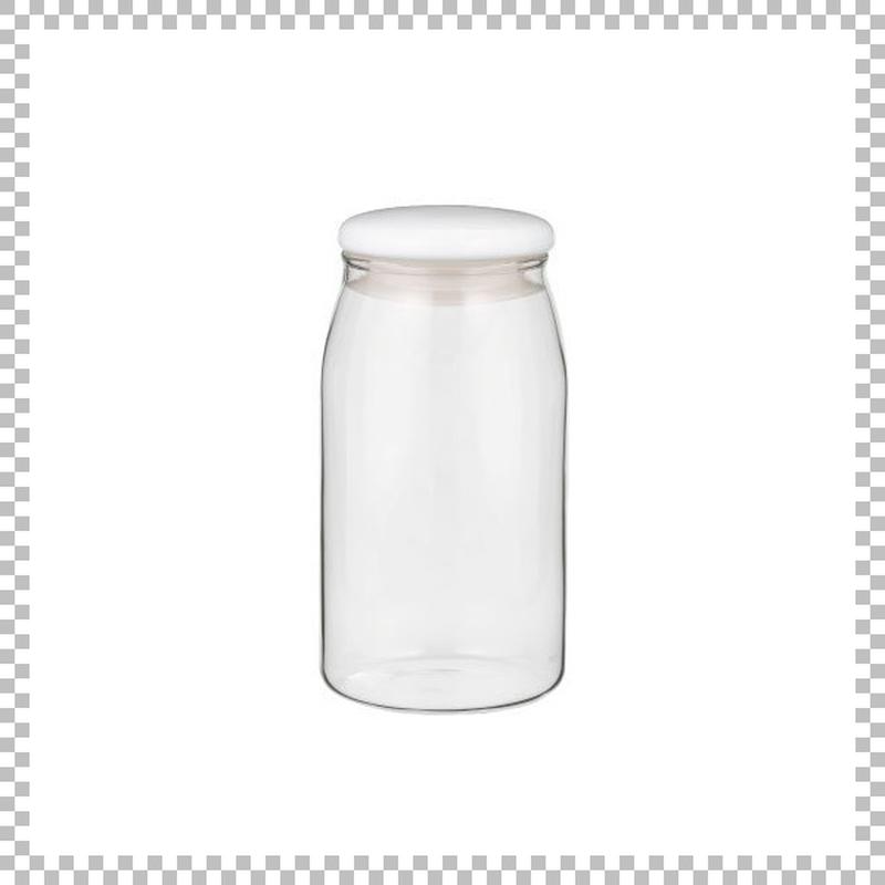 SNOWTOP COFFEE series スノウトップ キャニスター W85/D85/H170mm 700ml 耐熱ガラス製 コーヒー豆保存容器