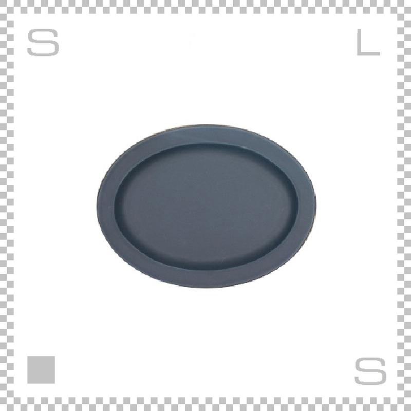 SAKUZAN サクザン SARA サラ オーバルプレート Mサイズ ネイビー W235/D160/H20mm パステルカラー 日本製