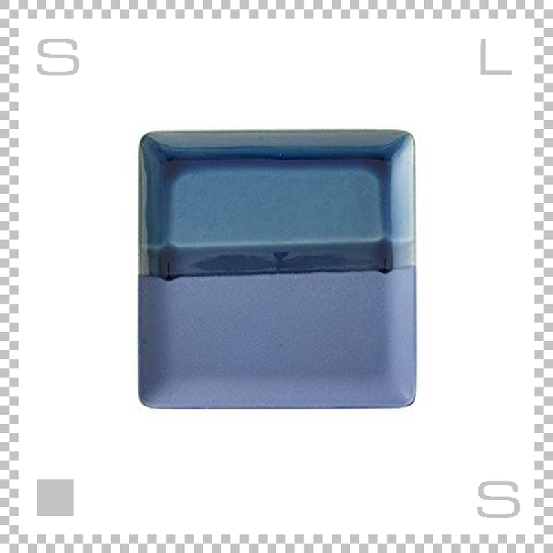 SAKUZAN サクザン COLOR カラー プレート Lサイズ インディゴ W233/D233/H18mm パステルカラー 日本製