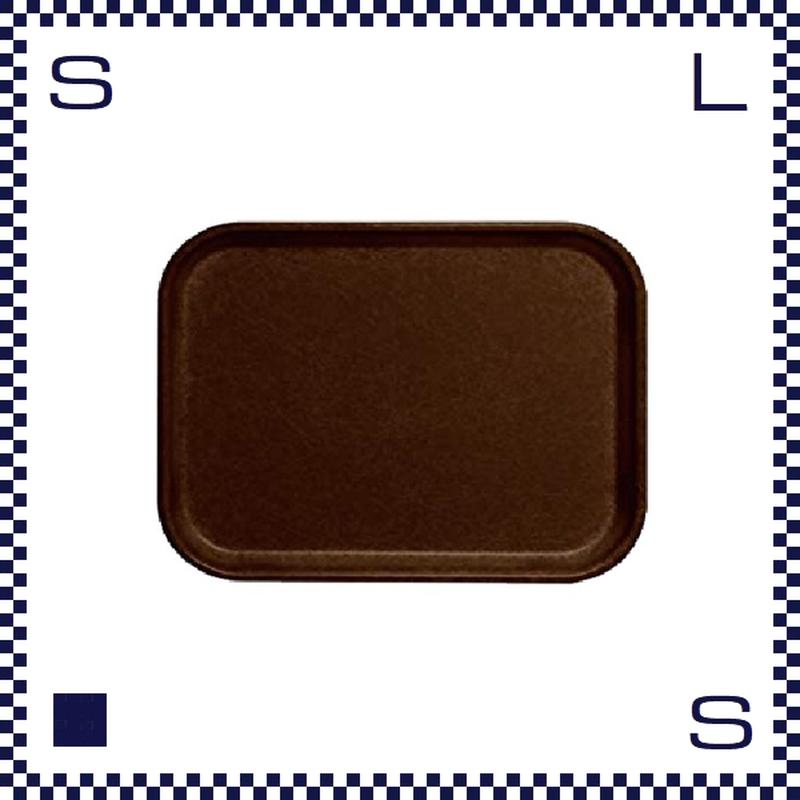 CAMBRO キャンブロ カムトレー スクエア Mサイズ ブラウン 250×203mmトレー グラスファイバー製 アメリカ製