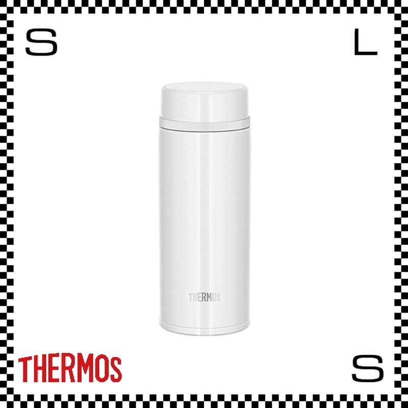 THERMOS サーモス 真空断熱ケータイマグ 350ml パールホワイト Φ6.5/H16.5cm