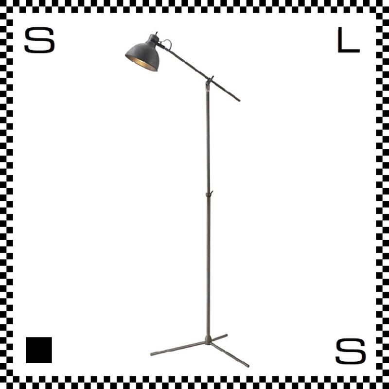 アートワークスタジオ Soho ソーホーフロアランプ ビンテージメタル 電球付 ブルックリンスタイル インダストリアル風  AW-0294V-VME