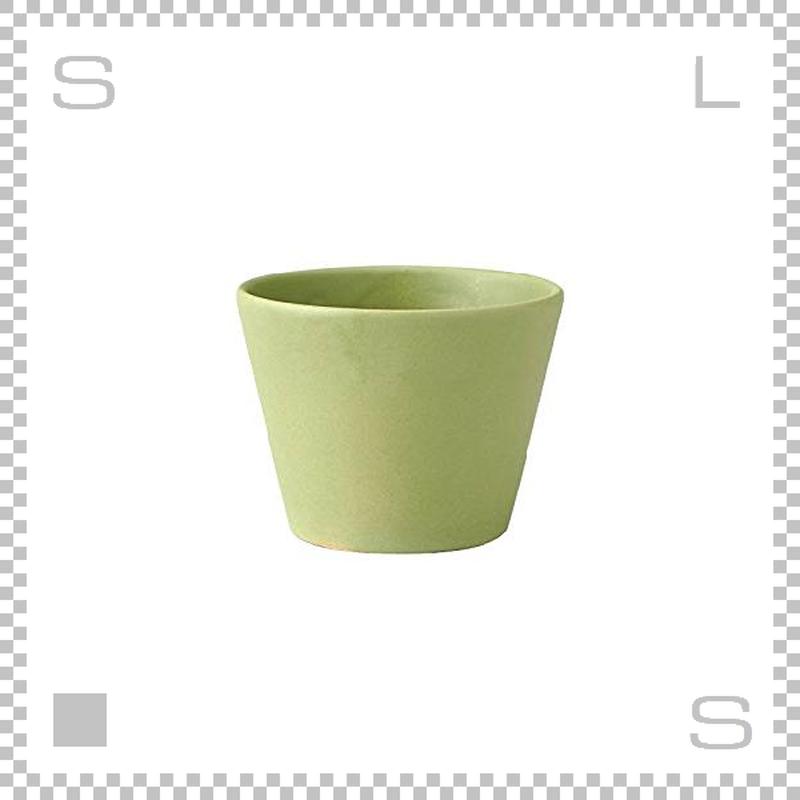 SAKUZAN サクザン SARA サラ カップ モスグリーン 90cc パステルカラー 日本製