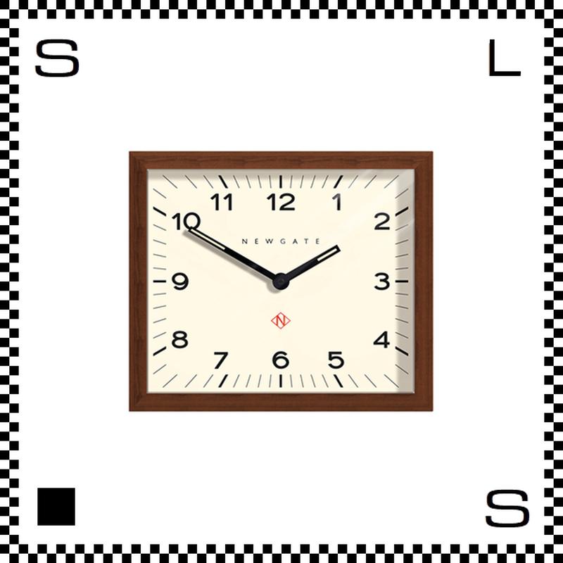 NEW GATE ミスターデイビス スクエア W35/H30cm ウォールクロック 壁掛け時計 ニューゲート アートワークスタジオ