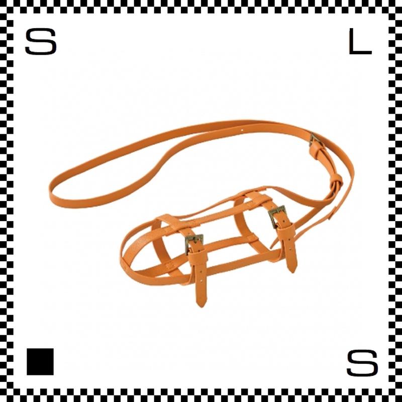 SPICE スパイス ボトルストラップ オレンジ Φ70~90mm対応 ボトルホルダー 肩掛けストラップ サイズ調整可能 ptln1930-or