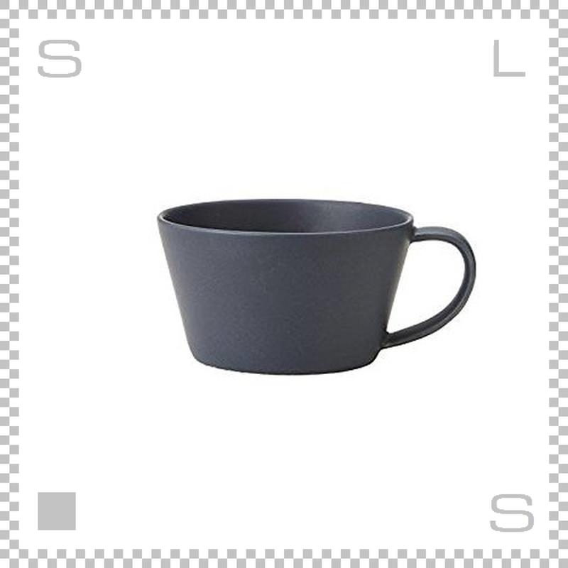 SAKUZAN サクザン SARA サラ スープカップ ネイビー 260cc パステルカラー 日本製