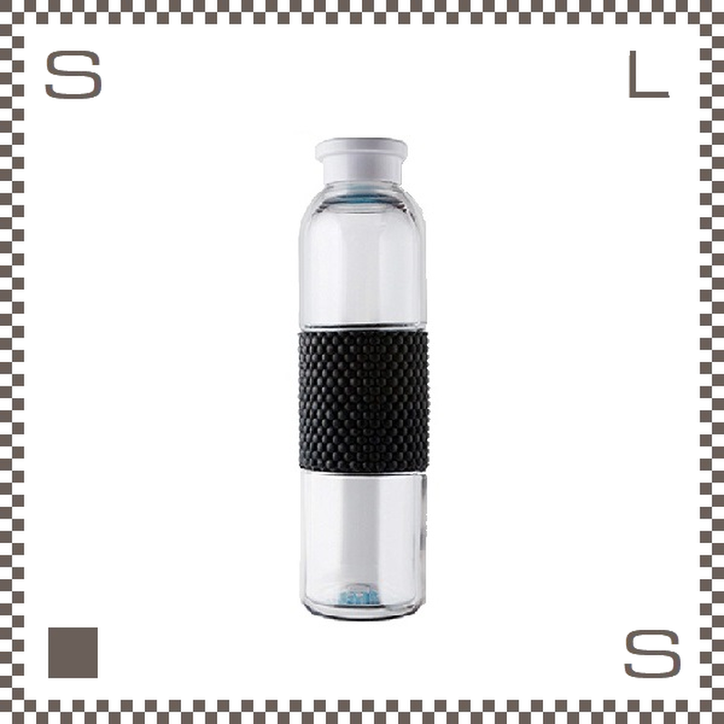 lokai ロカイ ウォーターボトル ブラック 560ml マグボトル ABS樹脂製 携帯ボトル