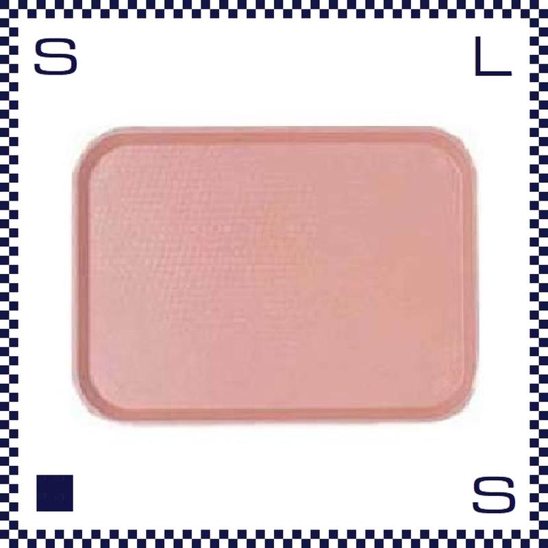 CAMBRO キャンブロ カムトレー スクエア Lサイズ ピンク 350×270mmトレー グラスファイバー製 アメリカ製