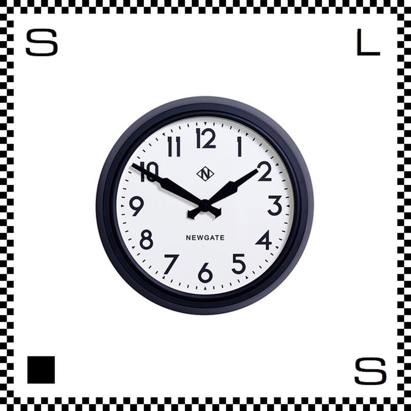 NEW GATE 50's エレクトリックウォールクロック 37cm ウォールクロック 壁掛け時計 ニューゲート アートワークスタジオ