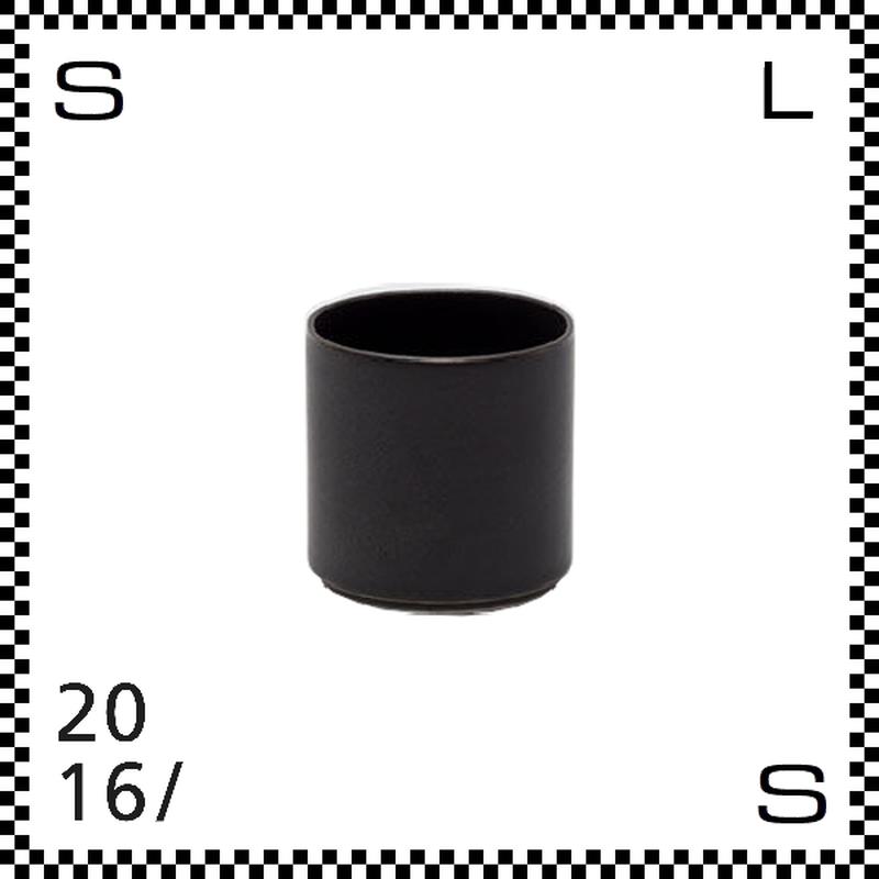 2016/ Tomas Alonso トマス アロンソ カップ Sサイズ ブラック 100ml Φ53/H53mm フリーカップ 湯呑み 有田焼 日本製 ta-002