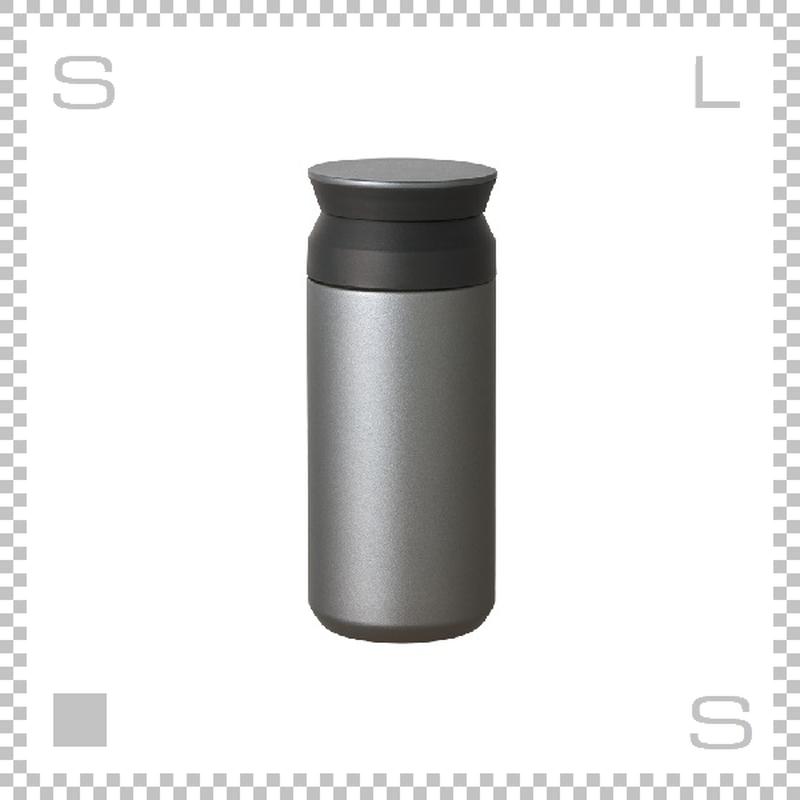 KINTO キントー トラベルタンブラー 350ml シルバー 携帯ボトル ステンレスボトル