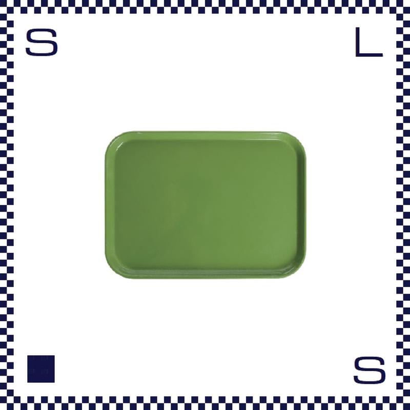 CAMBRO キャンブロ カムトレー スクエア Sサイズ ライトグリーン 180×125mmトレー グラスファイバー製 アメリカ製