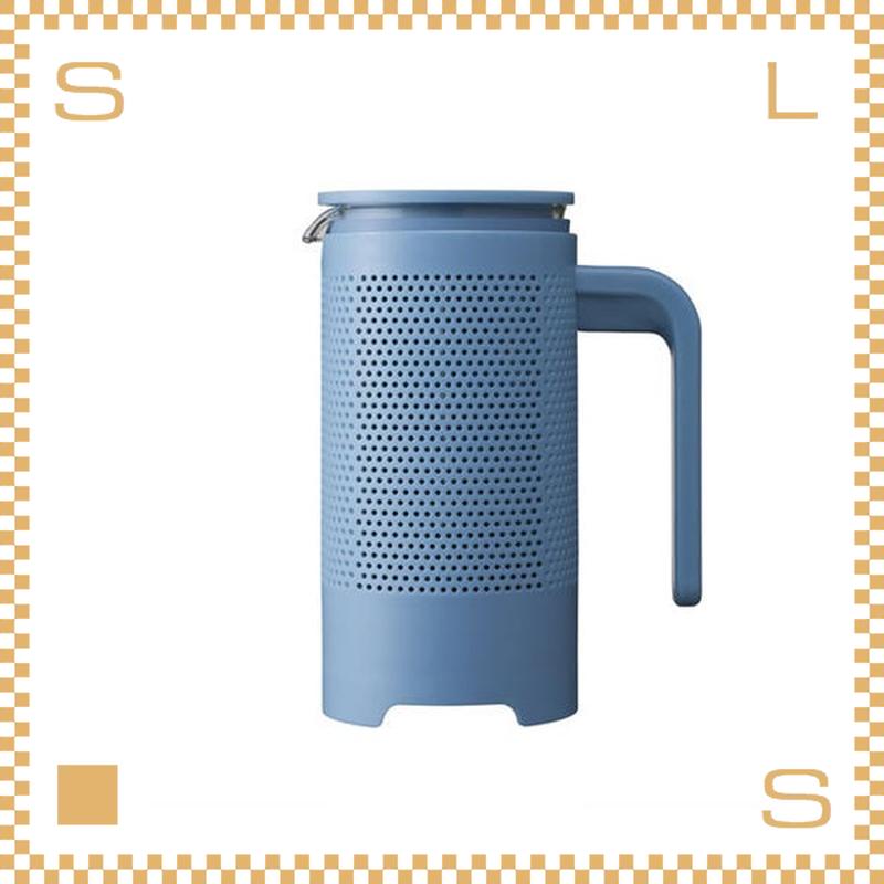 RIVERS リバーズ コーヒープレス コア ライトブルー 350ml 計量スプーン付 COFFEE PRESS CORE
