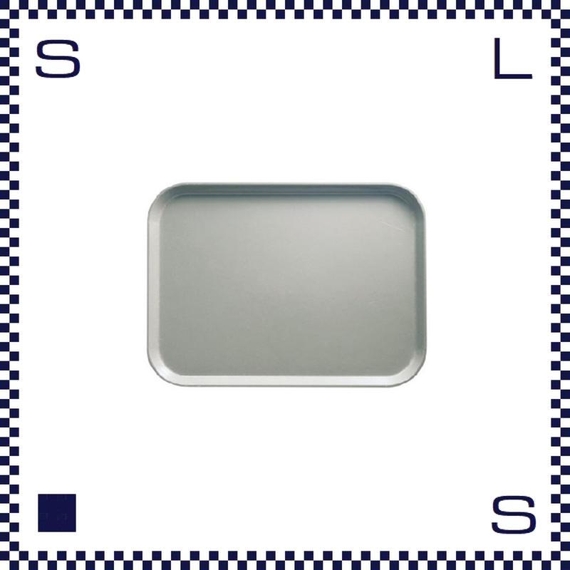 CAMBRO キャンブロ カムトレー スクエア Sサイズ ライトグレー 180×125mmトレー グラスファイバー製 アメリカ製
