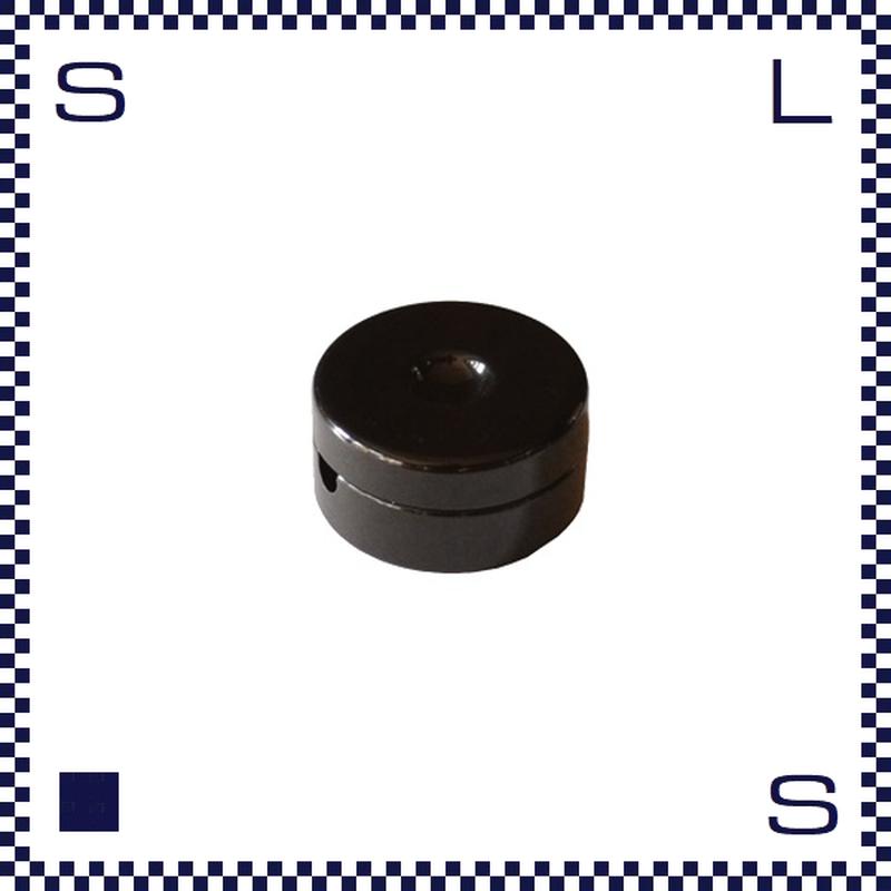 HERMOSA ハモサ BOBIN ボビン Sサイズ ブラック コード調整 約60cm巻き取り可