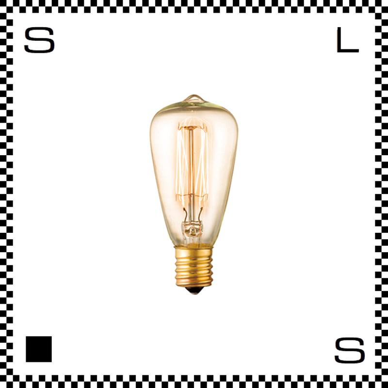 アートワークスタジオ レトロバルブランプ ST38電球 25W BU-1160