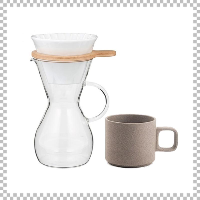 SNOWTOP COFFEE series スノウトップ コーヒーカラフェセット & HASAMI PORCELAIN マグカップ Sサイズ ナチュラル