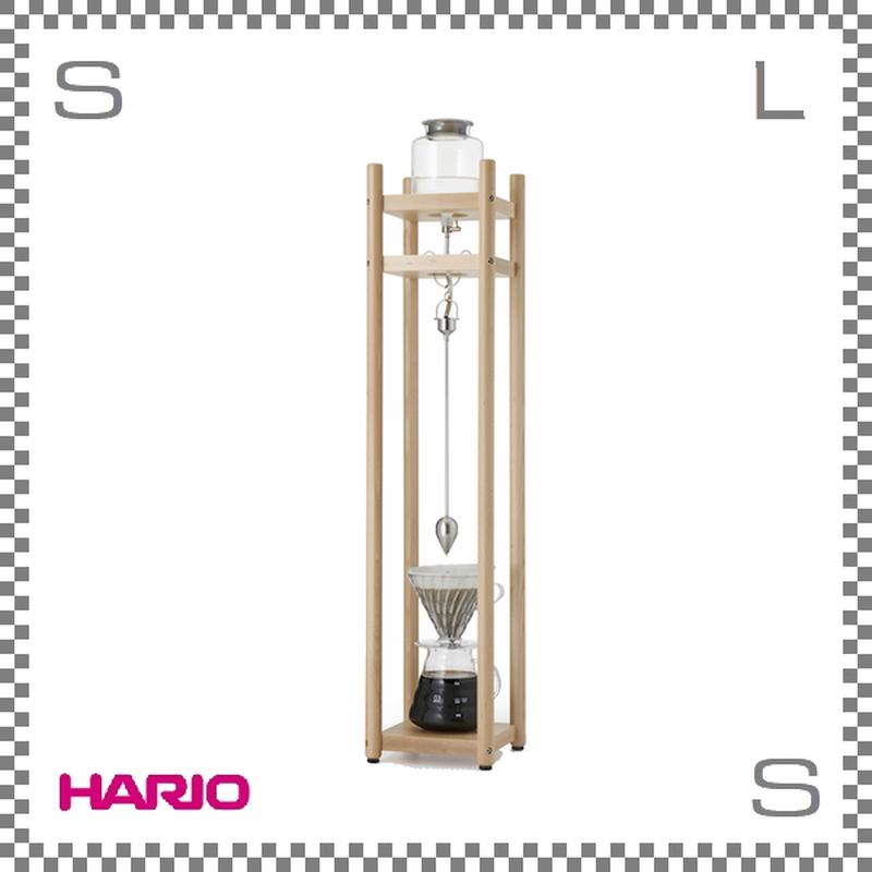 HARIO ハリオ V60ウォータードリッパー FURIKO 2~6杯用 W205/D205/H985mm コールドブリューコーヒー 水出しコーヒー wdf-6