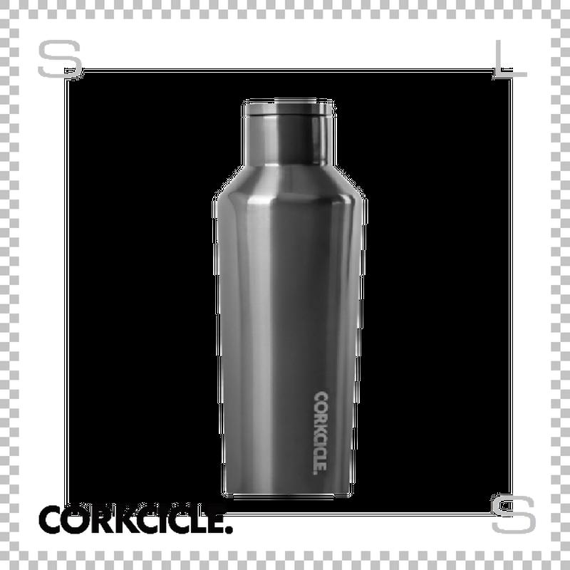 CORKCICLE コークシクル メタリック キャンティーン ガンメタル 9oz 2009EGM ステンレス製 マグボトル 携帯ボトル