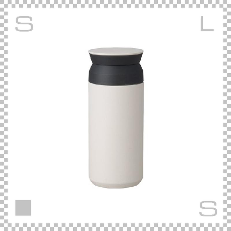 KINTO キントー トラベルタンブラー 350ml ホワイト 携帯ボトル