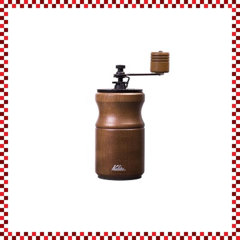 Kalita カリタ コーヒーミル KH-10 BR ブラウン W70/D170/H175mm ハンドミル 手挽きミル